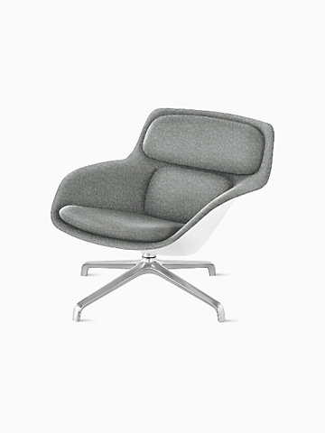Striad® Lounge Chair, Low Back
