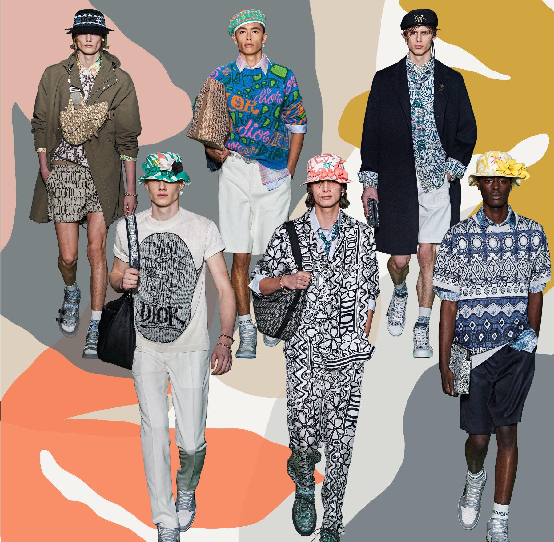 Men's Summer 2020 Trends