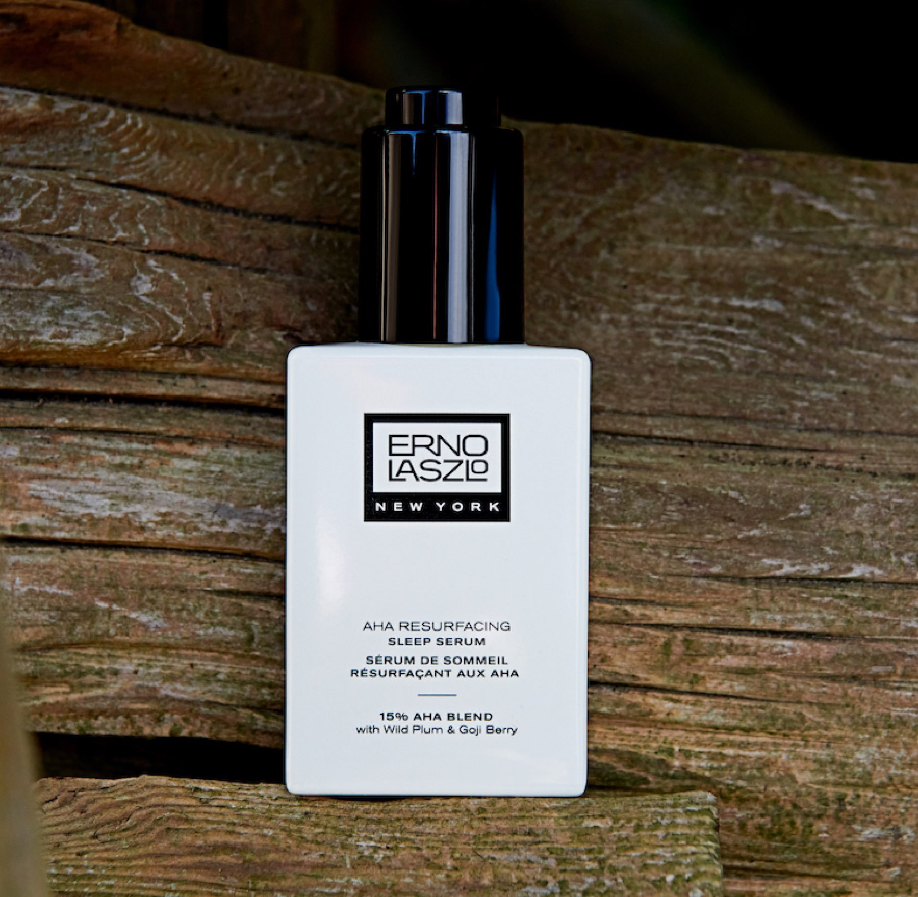 ERNO LASZLO. AHA Resurfacing Sleep Serum.