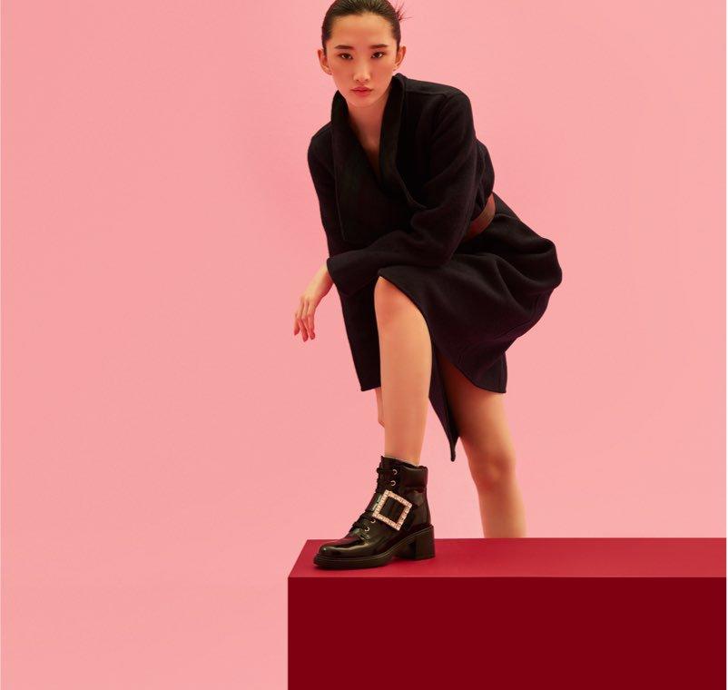 Collection Roger Vivier de l'automne 2020