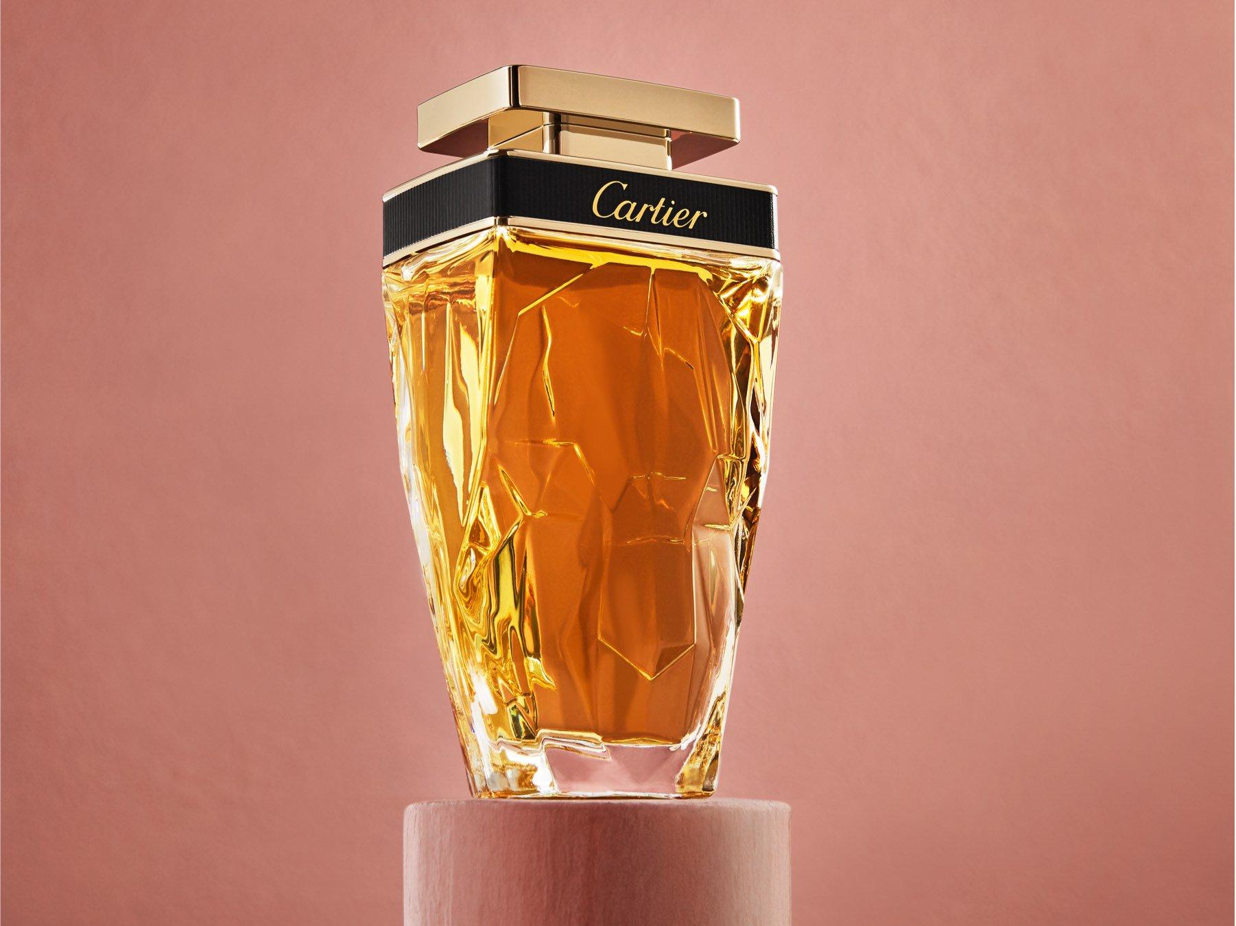 CARTIER. La Panthère Parfum