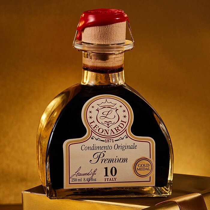 Holt Renfrew image of Day 25. ACETAIA LEONARDI 10-Year Premium Balsamic. $60. SHOP NOW.