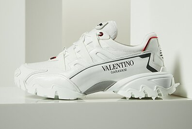 Valentino Garavani men's shoes