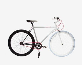 Holt Renfrew image of MARTONE CYCLING CO. Broadway Diamond V3 Bicycle. $2400. Available at Holt Renfrew Men and Yorkdale. FIND YOUR STORE