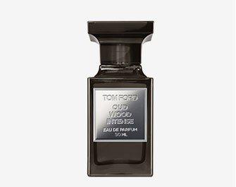 Holt Renfrew image d'un TOM FORD. Eau de parfum Oud Wood Intense. 395 $. MAGASINER MAINTENANT