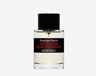 Holt Renfrew image d'un Exclusivité Holt. FREDERIC MALLE. Eau de parfum Géranium pour Monsieur. 380 $. MAGASINER MAINTENANT