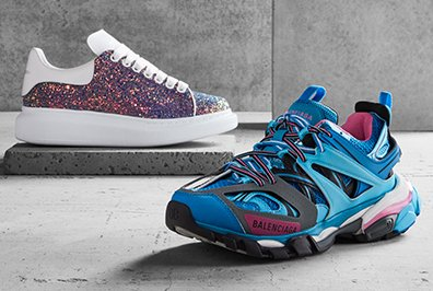 Holt Renfrew Image of Sneakers