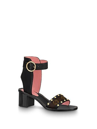 Holt Renfrew image of Passenger Sandal Noir
