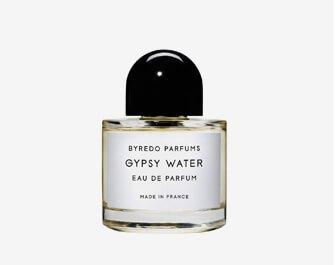 Holt Renfrew image d'un BYREDO Eau de parfum Gypsy Water. 330 $. MAGASINER MAINTENANT