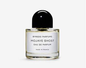 Holt Renfrew image d'un BYREDO Eau de parfum Mojave Ghost. 330 $. MAGASINER MAINTENANT
