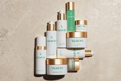 Valmont cosmetic products