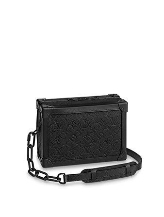 Damier Black Bag Charm And Key Holder