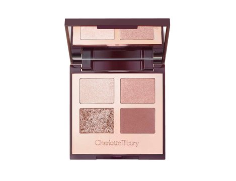Holt Renfrew Image of CHARLOTTE TILBURY Luxury Eyeshadow Palette – Pillowtalk. $66.