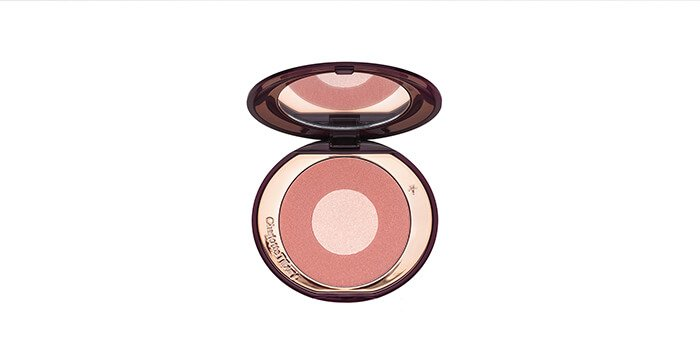 Holt Renfrew Image of CHARLOTTE TILBURY Cheek To Chic Blush – Pillowtalk. $50.