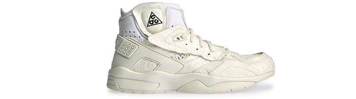 COMME DES GARÇONS HOMME PLUS Comme des Garçons Homme Plus x Nike ACG Edition Air Mowabb Sneakers. $375. FIND IN-STORE