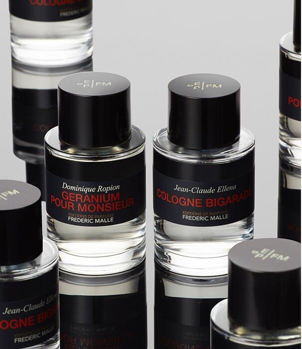Exclusivité Holt | Éditions de Parfums. MAGASINER FRÉDÉRIC MALLE
