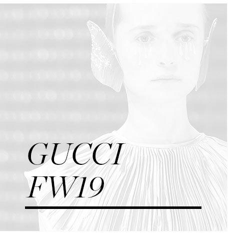 Holt Renfrew image of Gucci FW19
