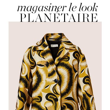 Holt Renfrew image d'un MAGASINER LE LOOK PLANÉTAIRE