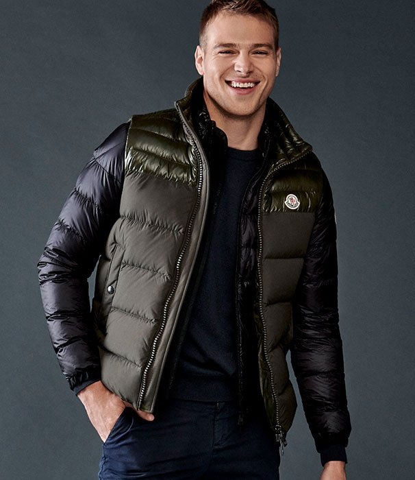 Holt Renfrew image of Zip up for the season in your next go-to jacket. SHOP MEN'S JACKETS.