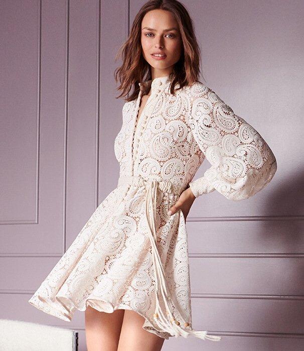 vaporeuses robes