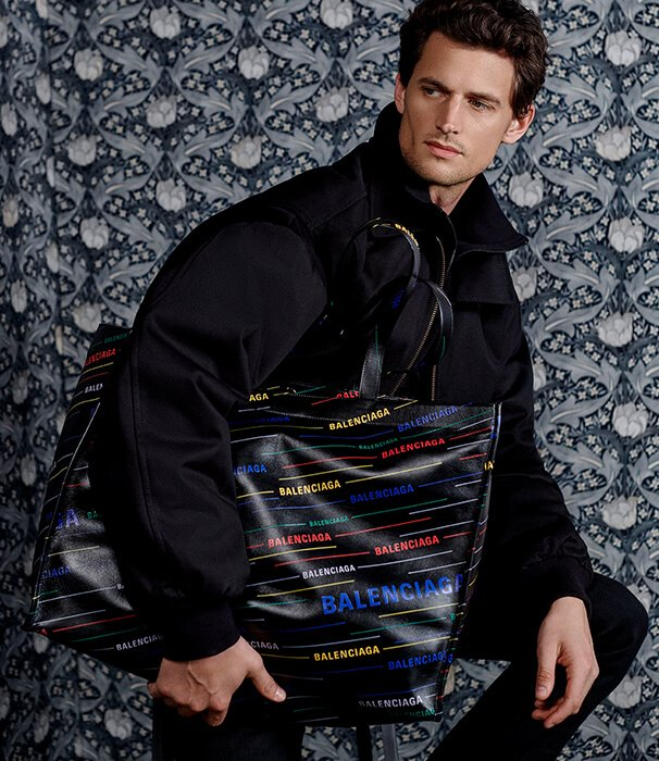 Holt Renfrew image of Boast the best of Balenciaga's newest arrivals. SHOP BALENCIAGA.