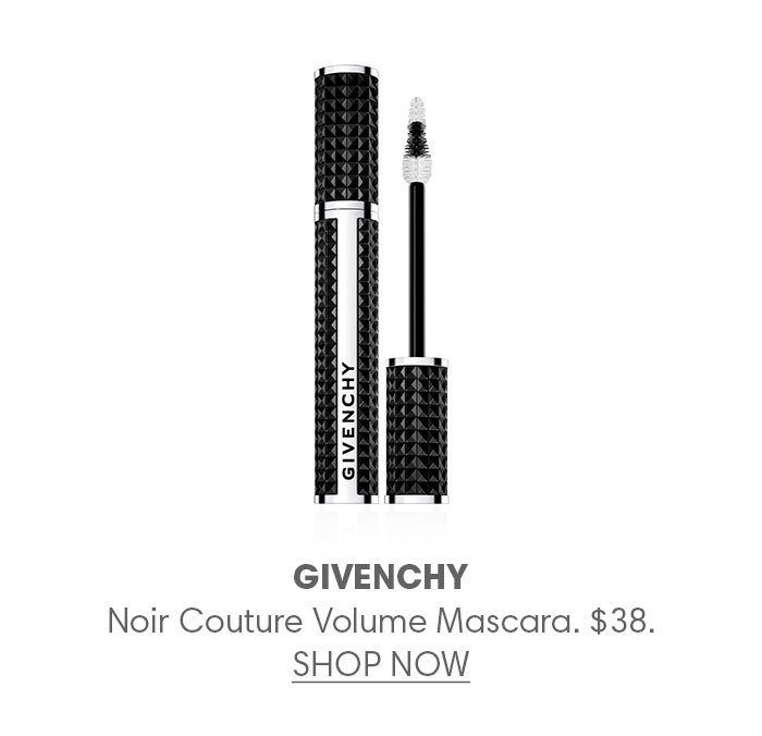 Noir Couture Volume Mascara. $38. Shop Now.