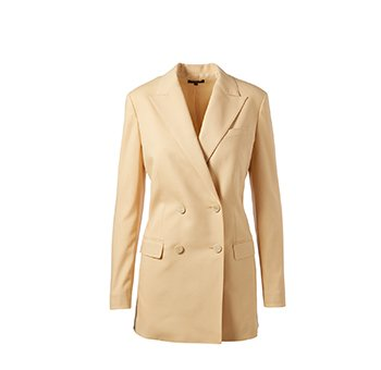 Holt Renfrew image of Theory. Wool Double-Breasted Blazer. $850.