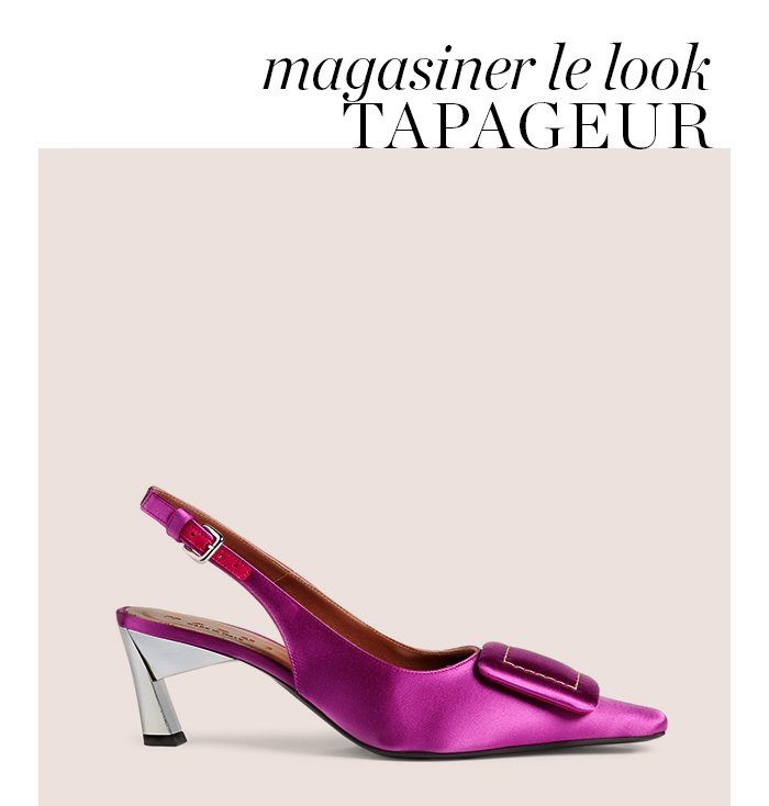 Holt Renfrew image d'un MAGASINER LE LOOK TAPAGEUR