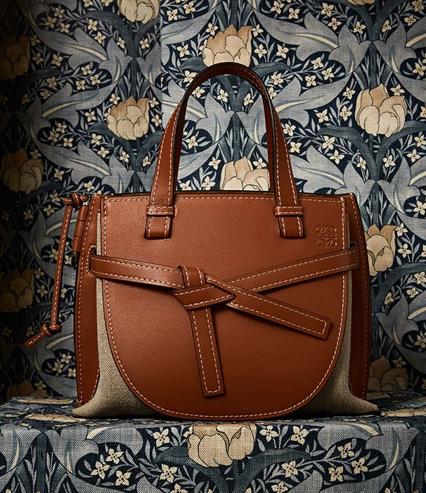 Holt Renfrew image of Art and fashion collide in Loewe's new collection. SHOP LOEWE.