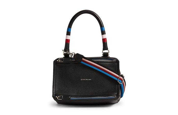 Holt Renfrew image of GIVENCHY Nylon messenger bag. $970. FIND IN STORE
