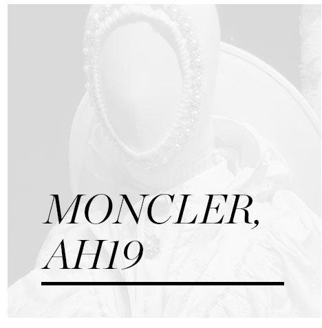 Holt Renfrew image d'un Moncler Genius, AH19