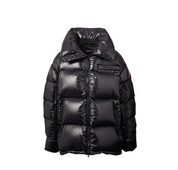 Holt Renfrew image of CALVIN KLEIN 205W39NYC. Nylon Oversized Puffer Jacket. $2300.