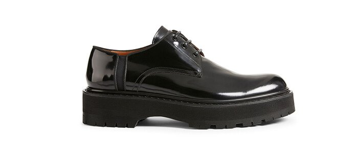Holt Renfrew image of GIVENCHY Camden Utility Leather Derby Shoes. $1160. SHOP NOW