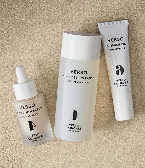Holt Renfrew image of Verso's easy-to-use, high-performance skincare has arrived. SHOP NOW