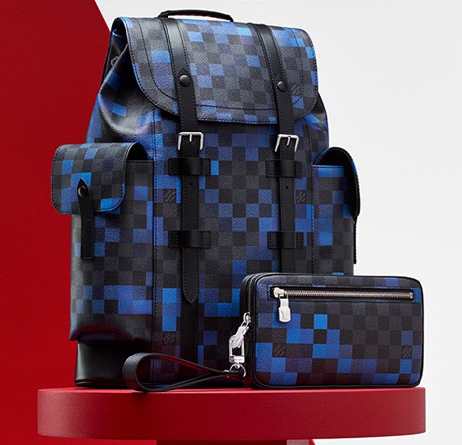 Holt Renfrew Image de Louis Vuitton. Les nouvelles créations de Louis Vuitton font sensation!. VOIR LA COLLECTION