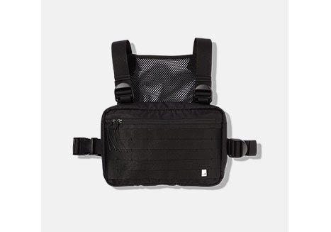 Holt Renfrew Image of N1017 ALYX 9SM. Chest rig. $845. SHOP NOW