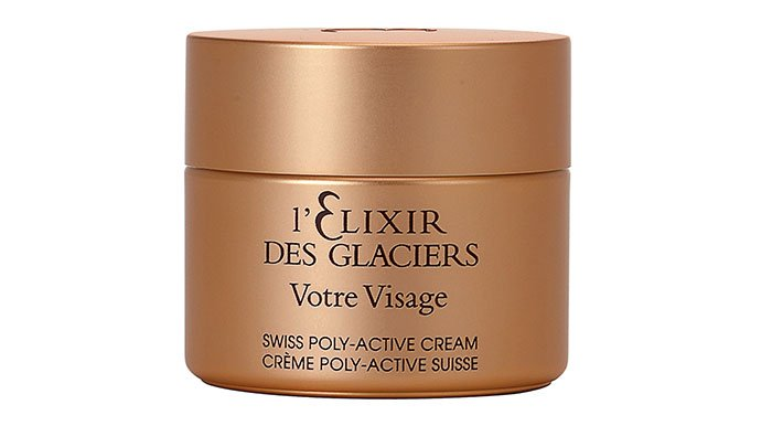 Holt Renfrew image of VALMONT L'ELIXIR DES GLACIERS Votre Visage Global Anti-Aging Face Cream. SHOP NOW.