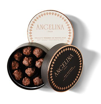 Holt Renfrew image de ANGELINA PARIS Nougats tendres. 22 $. Mini rochers. 32 $.