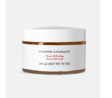 Holt Renfrew image of SUSANNE KAUFMANN Detox Oil Scrub. $230. FIND YOUR STORE