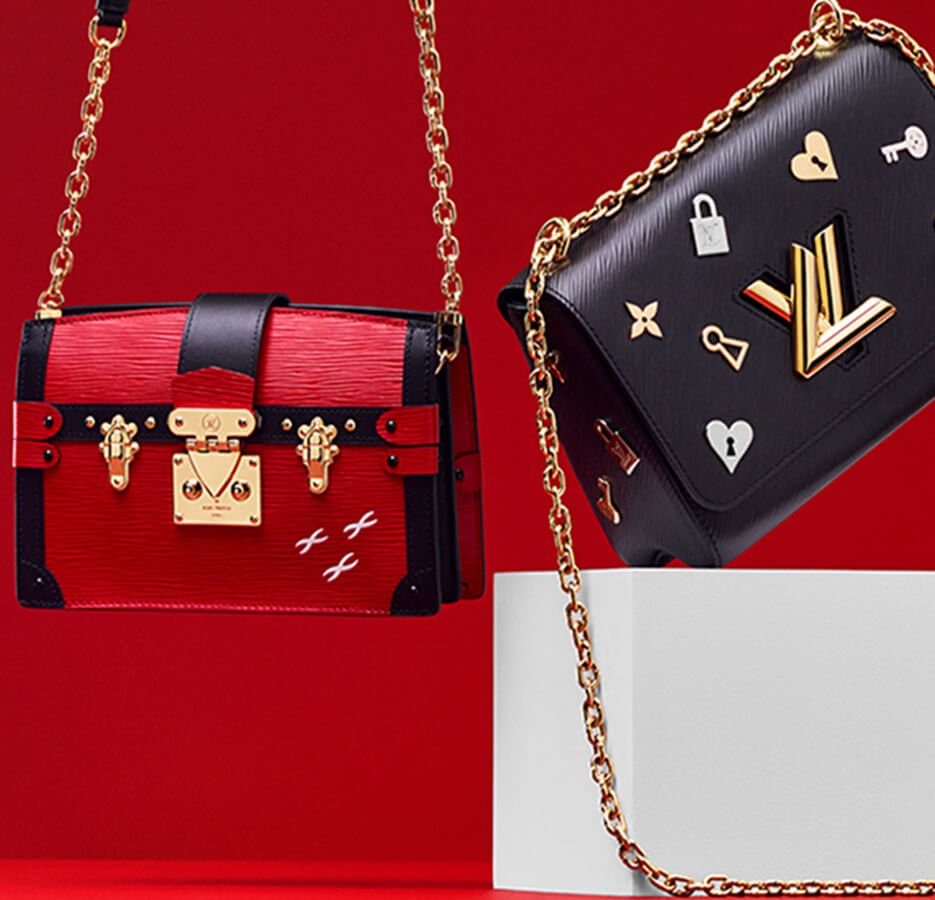 Holt Renfrew image of New edits to love from Louis Vuitton. VIEW COLLECTION