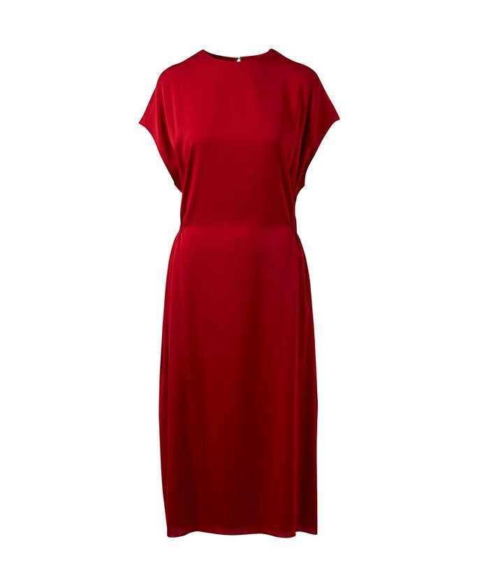Holt Renfrew image of THE ROW Cyde silk dress. $2600. FIND IN-STORE