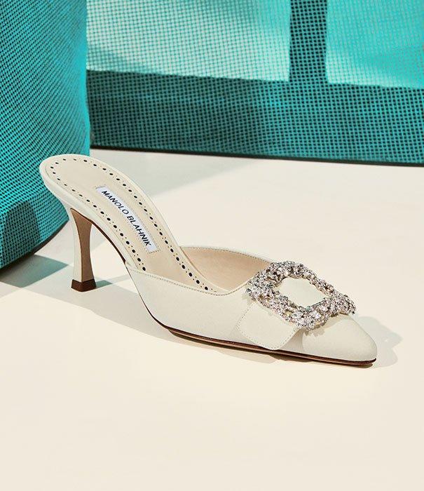 Holt Renfrew image of Make an entrance in heels that rise to the occasion. SHOP DESIGNER HEELS