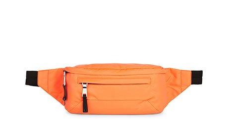 Holt Renfrew image of PRADA Nylon Logo Belt Bag. $895. SHOP NOW