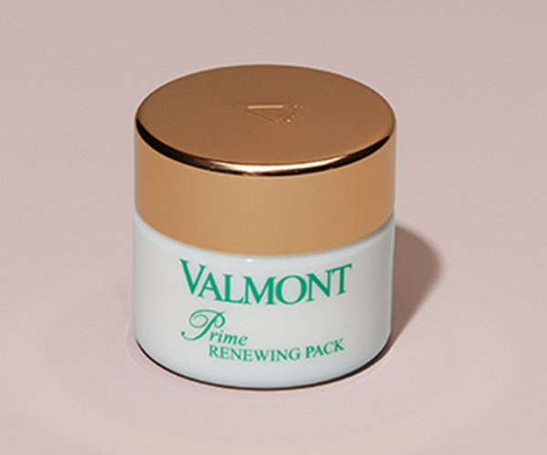Holt Renfrew Image of VALMONT Prime Renewing Pack Instant Rebalancing Mask. $260.
