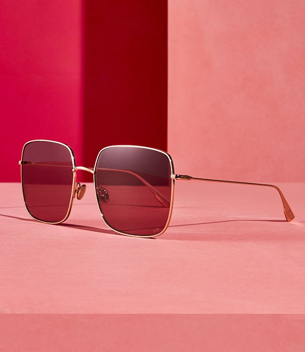 Holt Renfrew image of Oversized and '70s-inspired, meet Dior's new shades to adore. SHOP DIOR