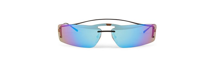 Holt Renfrew image of PRADA Rectangular Sunglasses. $370. SHOP NOW
