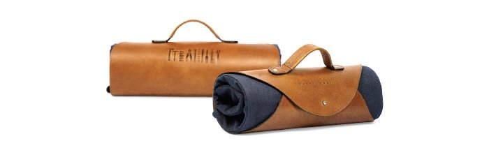 Holt Renfrew image of NAPPA DORI. Handcrafted leather and canvas toolkit. $245. SHOP NAPPA DORI