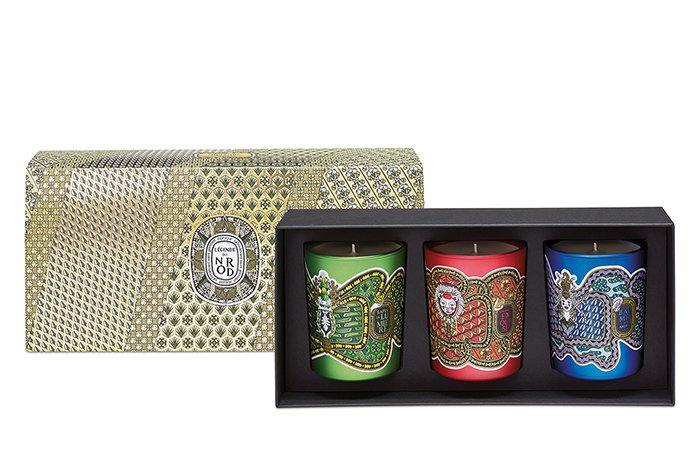 Holt Renfrew image de DIPTYQUE Candle Set – Limited Edition. $292.