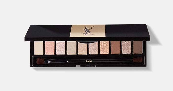 Holt Renfrew image d'un YVES SAINT LAURENT Palette yeux Couture Variation. 80 $. MAGASINER MAINTENANT