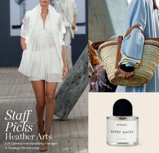 Holt Renfrew image of Heather's Picks. READ AND SHOP